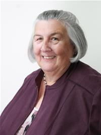 Councillor Margaret Hall